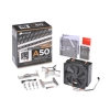 Alternate view 3 for Corsair CAFA50 A50 Air Series CPU Cooler