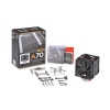 Alternate view 4 for Corsair CAFA70 A70 Air Series CPU Cooler