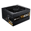 Alternate view 2 for Corsair Enthusiast Series TX650 V2 650W 80+ Bronze