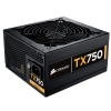 Alternate view 2 for Corsair Enthusiast Series TX750 V2 750W 80+ Bronze
