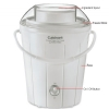 Alternate view 2 for Cuisinart Classic Yogurt/ Ice Cream/ Sorbet Maker