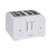 Alternate view 2 for Cuisinart Electronic 4-Slice White Toaster