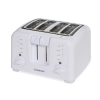 Alternate view 4 for Cuisinart Electronic 4-Slice White Toaster