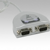Alternate view 2 for Cables To Go USB to 2-Port Serial DB9 Adapter