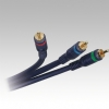 Alternate view 4 for Cables To Go 6' ft RCA Component Video Cable