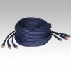 Alternate view 3 for Cables To Go 25ft Composite Audio/Video Cable RCA