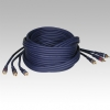 Alternate view 2 for Cables To Go 50-Foot RCA Composite A/V Cable