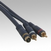 Alternate view 3 for Cables To Go 50-Foot S-Video/RCA Audio Combo Cable