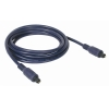Alternate view 3 for Cables to Go 10-Foot Velocity Toslink Cable, Black