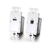Alternate view 2 for Cables to Go Trulink USB 2.0 Wall Plate Kit