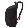 Alternate view 3 for Case Logic DLBP-116BLACK Laptop Backpack