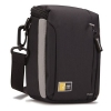 Alternate view 2 for Case Logic Compact Black Camcorder Camera Case