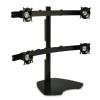 Alternate view 2 for Chief KTP445B Widescreen Quad Monitor Table Stand