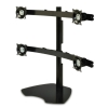 Alternate view 4 for Chief KTP445B Widescreen Quad Monitor Table Stand