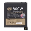 Alternate view 6 for Cooler Master Silent Pro Gold 800W Power Supply