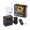 Alternate view 3 for Cooler Master GX Series 650W Power Supply