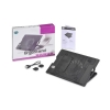 Alternate view 3 for Cooler Master R9-NBS-4UAK NotePal Notebook Cooler