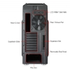 Alternate view 7 for CoolerMaster HAF XM Mid Tower Case 2x USB 3.0