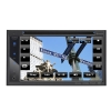 Alternate view 2 for Clarion VX401 2-DIN Mulitmedia Control Station