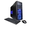 Alternate view 2 for CyberpowerPC Gamer Ultra GU6021 Gaming PC