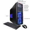 Alternate view 3 for CyberpowerPC Gamer Ultra GU6021 Gaming PC