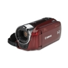 Alternate view 4 for Canon HF R20 HD 8GB Red Camcorder