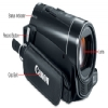 Alternate view 3 for Canon 6096B001 VIXIA HF M500 Full HD Camcorder