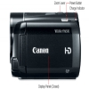 Alternate view 7 for Canon 6096B001 VIXIA HF M500 Full HD Camcorder