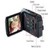 Alternate view 7 for Canon 5978B001 VIXIA HF R300 Full HD Camcorder