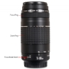 Alternate view 5 for Canon EF 75-300MM F/4-5.6 III Lens Bundle