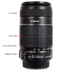 Alternate view 7 for Canon EF-S 55-250mm F/4-5.6 IS Lens Bundle