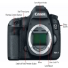Alternate view 5 for Canon EOS Mark III DSLR Camera and 24-105mm Lens