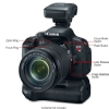 Alternate view 4 for Canon EOS Rebel T4i DSLR Camera w/ 18-135mm Lens