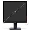 "Alternate view 5 for Dell IN2030M 20"" Class Widescreen LED Monitor"