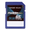 Alternate view 2 for Dane-Elec 8GB High Speed SDHC Flash Card