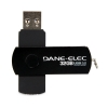 Alternate view 2 for Dane-Elec DA-U332GSP-R 32GB USB Flash Drive