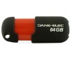 Alternate view 2 for Dane Elec 64GB USB 2.0 Flash Drive