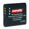 Alternate view 2 for Replacement Li-Ion Battery for Olympus Li-50B