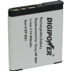 Alternate view 2 for Digipower BP-BN1 Rechargeable Li-Ion Battery