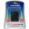 Alternate view 2 for Digipower BP-CN808 Rechargeable Li-Ion Battery