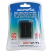 Alternate view 2 for Digipower BP-NPV50 Rechargeable Li-Ion Battery