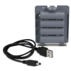 Alternate view 2 for Dreamgear DGWII-1065 Rechargeable Battery Pack for