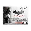 Alternate view 2 for EVGA GTX 580 SuperClocked Batman Arkham Ed. w/Game