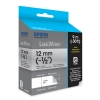 "Alternate view 3 for Epson LabelWorks Clear LC 1/2""Black Tape Cartridge"
