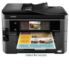 Alternate view 2 for Epson WorkForce 845 WiFi All-in-One w/ Duplex
