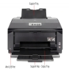 Alternate view 5 for Epson Artisan 1430 C11CB53201 Inkjet Printer
