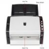 Alternate view 5 for Fujitsu FI-6130Z Sheet-Fed Scanner 40 ppm / 80 ipm