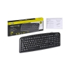 Alternate view 3 for GearHead KB3600MPU Windows Media Pro Keyboard