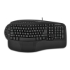 Alternate view 2 for GearHead KB4200NPU Ergonomic Multimedia Keyboard