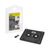Alternate view 3 for Gear Head Dual-Cool Notebook Cooling Pad Black